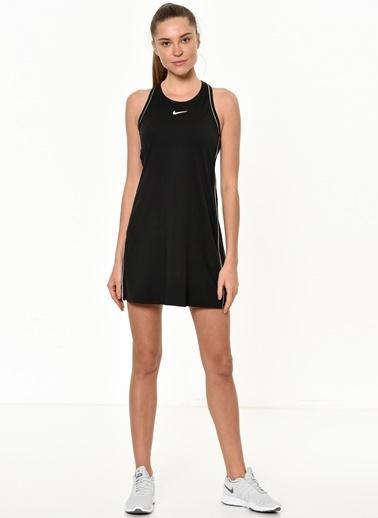 Nike Elbise Siyah